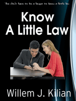 Know A Little Law
