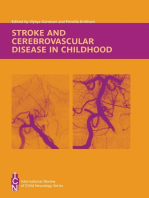 Stroke and Cerebrovascular Disease in Childhood