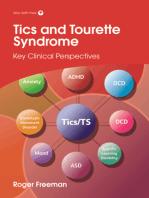 Tics and Tourette Syndrome