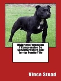 Diviertete Formacion Y Comprension De Su Staffordshire Bull Terrier Perrito Y De