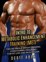 Intro to Metabolic Enhancement Training (MET)