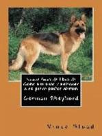 Nueva Guia de libro de Como entrenar y entender a su perro pastor aleman
