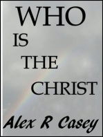 Who is The Christ