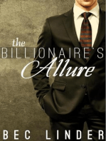 The Billionaire's Allure (The Silver Cross Club, #5)