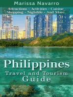 Philippines Travel and Tourism (Manila, Cebu, Moalboal, Bantayan island, Boracay, Palawan, Coron, El Nido)