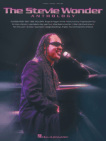 The Stevie Wonder Anthology