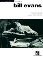 Bill Evans: Jazz Piano Solos Series Volume 19
