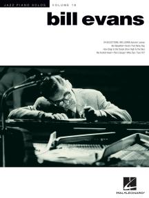 Bill Evans: Jazz Piano Solos Series Volume 19