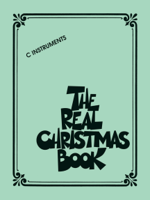 The Real Christmas Book - 2nd Edition: C Edition Includes Lyrics!