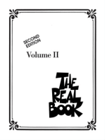 The Real Book - Volume II: C Edition