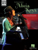 Alicia Keys - Note-for-Note Keyboard Transcriptions