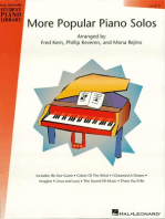 More Popular Piano Solos - Level 5