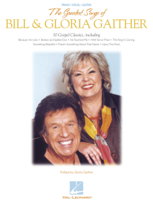 The Greatest Songs of Bill & Gloria Gaither