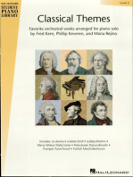 Classical Themes - Level 3: Hal Leonard Student Piano Library
