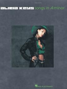 Alicia Keys - Songs in A Minor (Songbook)