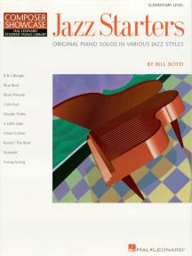 Jazz Starters: Elementary Level Composer Showcase