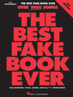 The Best Fake Book Ever - 4th Edition