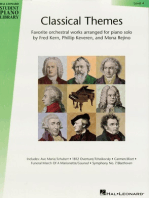 Classical Themes - Level 4: Hal Leonard Student Piano Library