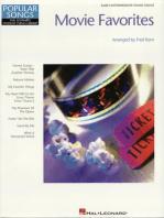 Movie Favorites: Hal Leonard Student Piano Library Popular Songs Series
