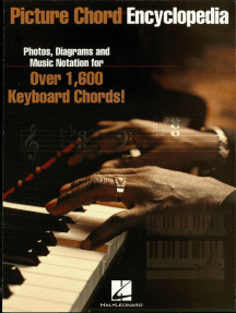 Picture Chord Encyclopedia for Keyboard: 9 inch. x 12 inch. Edition