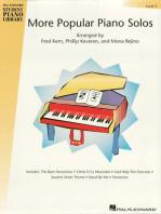 More Popular Piano Solos - Level 3