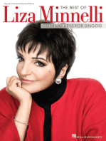 The Best of Liza Minnelli