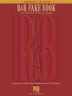 R&B Fake Book - 2nd Edition: 375 Rhythm & Blues Songs