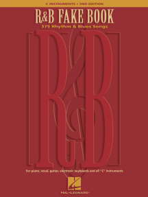 R&B Fake Book - 2nd Edition: 375 Rhythm & Blues Songs