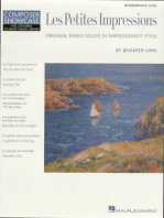 Les Petites Impressions: Intermediate Level Composer Showcase