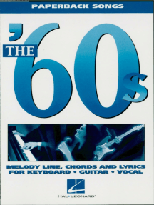 The '60s (Songbook): Paperback Songs