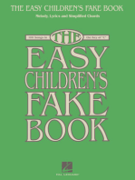 The Easy Children's Fake Book: 100 Songs in the Key of C