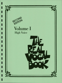 The Real Vocal Book - Volume I - Second Edition: High Voice
