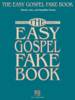 The Easy Gospel Fake Book