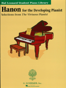 Hanon for the Developing Pianist: Hal Leonard Student Piano Library