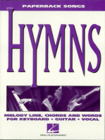 Hymns: E-Z Play Today Volume 20