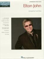 Elton John: Hal Leonard Student Piano Library Popular Songs Series