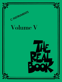 The Real Book - Volume V: C Edition