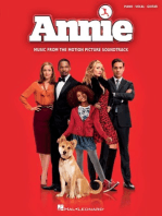 Annie: Music from the 2014 Motion Picture Soundtrack