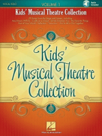 Kids' Musical Theatre Collection - Volume 1