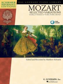 Mozart - Selected Variations: Piano