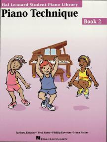 Piano Technique Book 4: Hal Leonard Student Piano Library