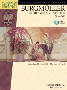 Burgmüller - 25 Progressive Studies, Opus 100