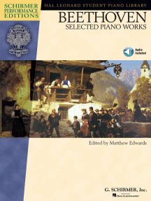 Beethoven - Selected Piano Works