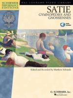 Satie - Gymnopédies and Gnossiennes