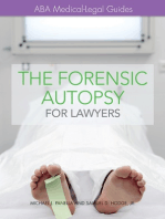 The Forensic Autopsy for Lawyers