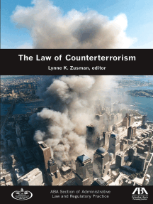 The Law of Counterterrorism