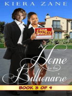 A Home for the Billionaire 3 (A Home for the Billionaire Serial (Billionaire Book Club Series 1), #3)