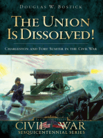 The Union is Dissolved!