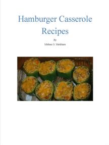 Hamburger Casserole Recipes