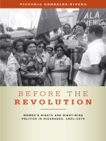Before the Revolution: Women's Rights and Right-Wing Politics in Nicaragua, 1821–1979